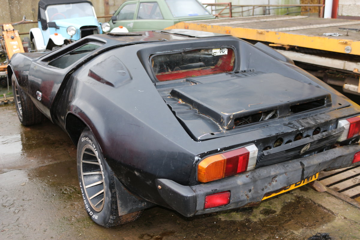0000 SS Eagle (Nova) Gullwing rear engine Ford barnfind Qplate   For Sale (picture 3 of 6)