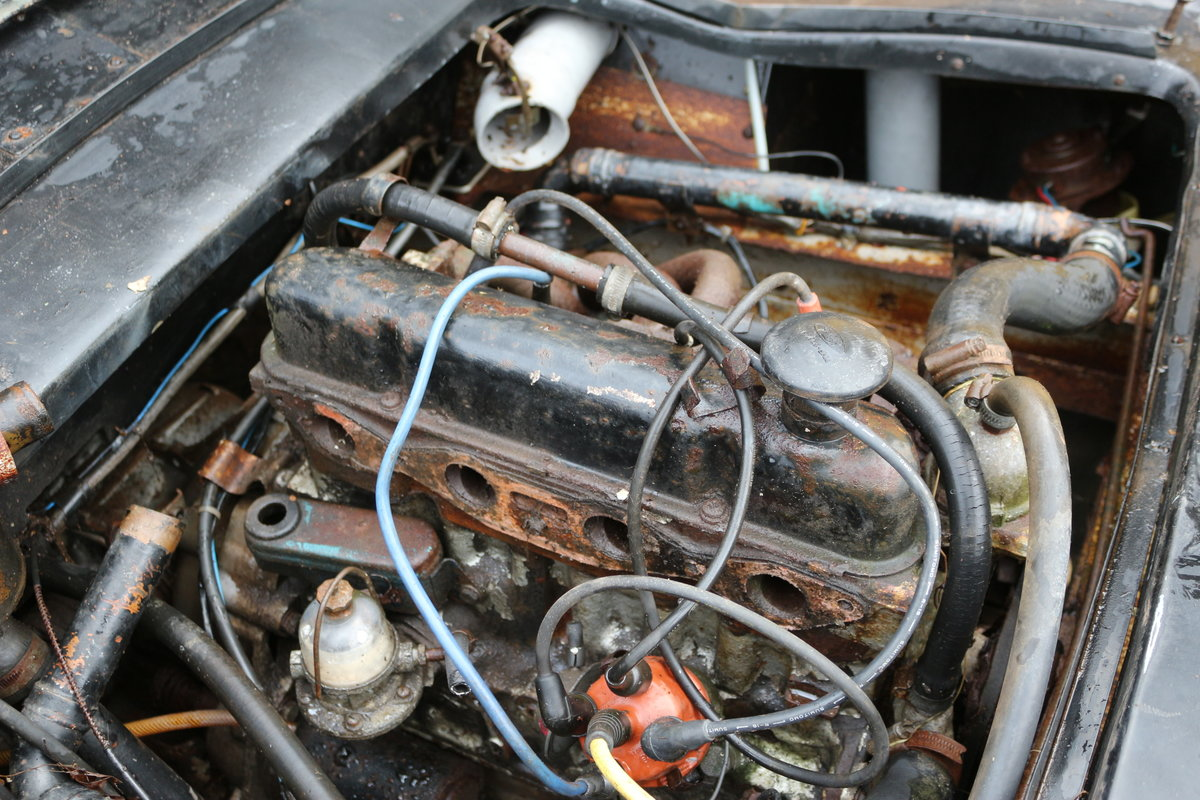 0000 SS Eagle (Nova) Gullwing rear engine Ford barnfind Qplate   For Sale (picture 4 of 6)