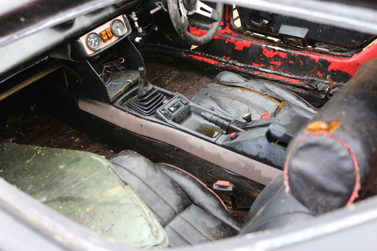 0000 SS Eagle (Nova) Gullwing rear engine Ford barnfind Qplate   For Sale (picture 5 of 6)