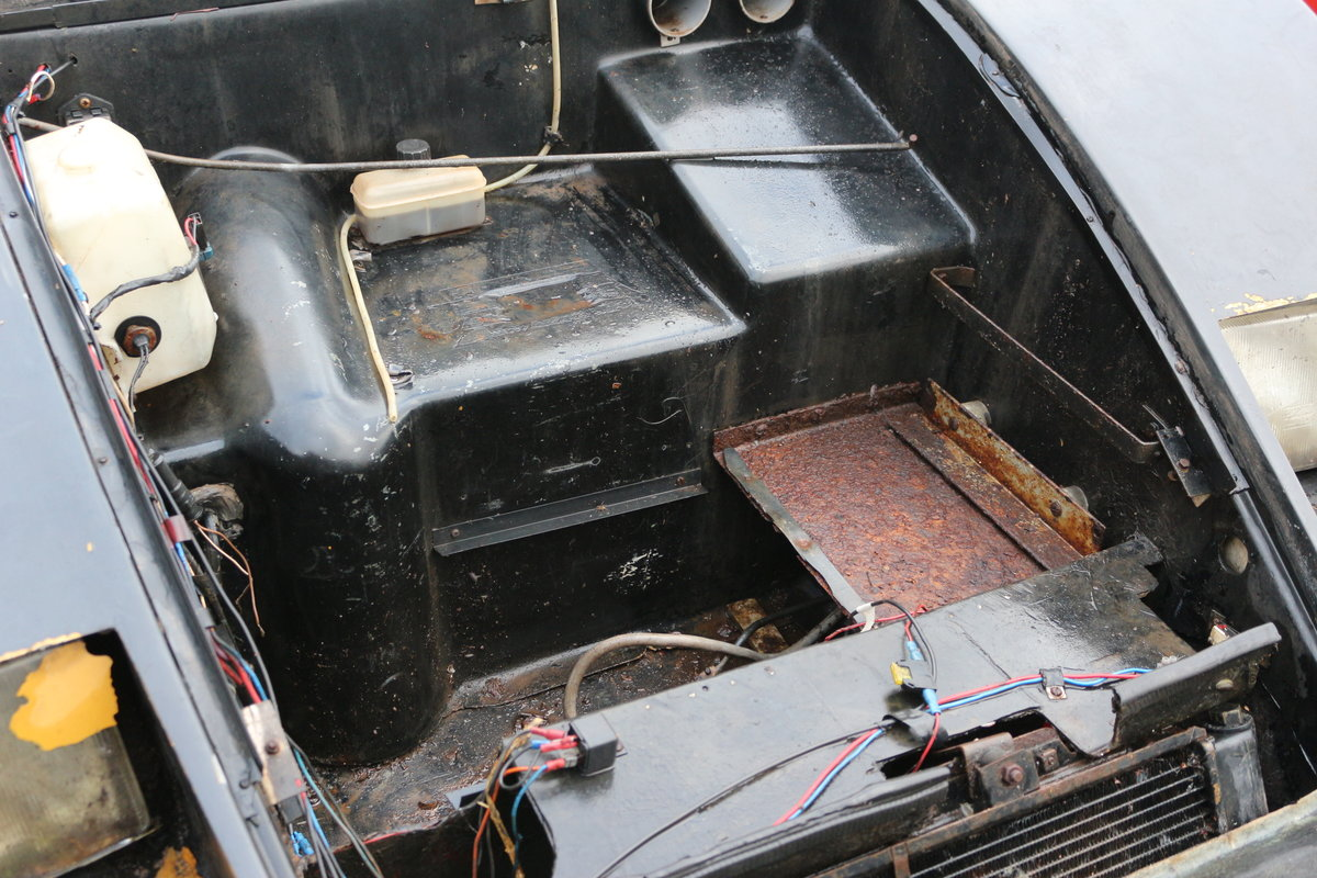 0000 SS Eagle (Nova) Gullwing rear engine Ford barnfind Qplate   For Sale (picture 6 of 6)