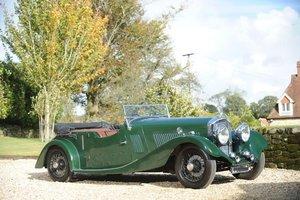 1934  SS 1 2½-Litre Tourer RHD - GS CARS