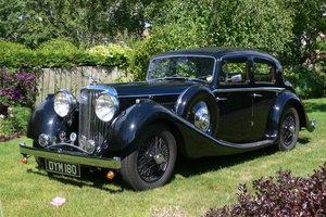 1937 SS Jaguar 2.5 Litre Sports Saloon