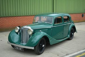 Picture of 1939 SS Jaguar 1.5 Saloon