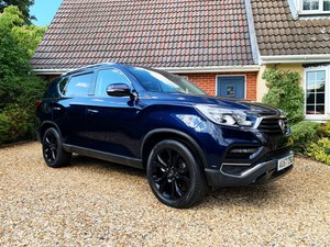 SSANGYONG REXTON 2.2 ULTIMATE 2018 NEW MODEL 7 YEAR WARANTY