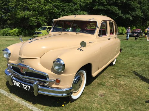 1951 Standard Vanguard 1A For Sale (picture 1 of 6)