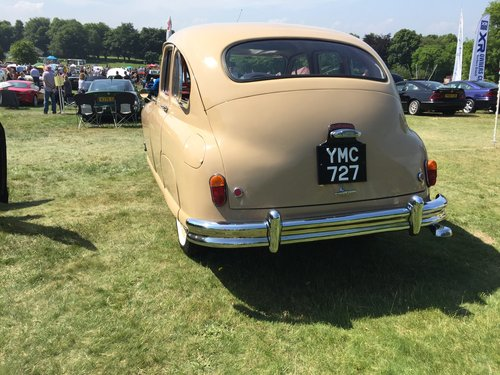 1951 Standard Vanguard 1A For Sale (picture 4 of 6)