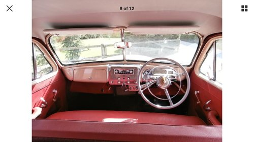 1951 Standard Vanguard 1A For Sale (picture 5 of 6)