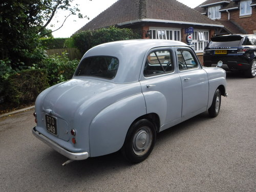1953 STANDARD 8  SALOON 803CC For Sale (picture 4 of 6)