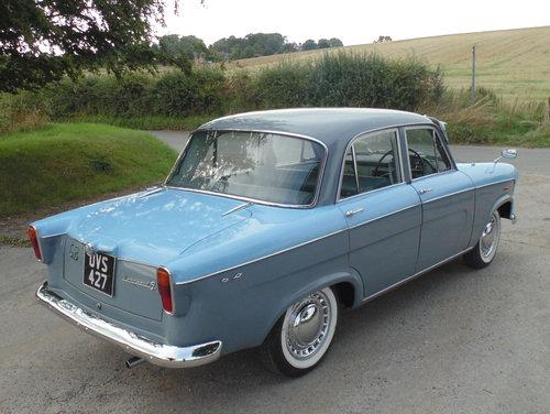 1961 Standard Vanguard Luxury 6 SOLD (picture 3 of 6)