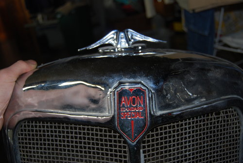 1933 Standard Avon special for sale SOLD (picture 3 of 5)