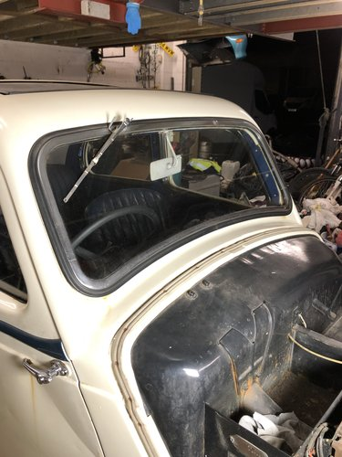 1937 Standard Flying 9 Partial Restoration For Sale (picture 2 of 6)