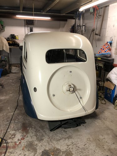 1937 Standard Flying 9 Partial Restoration For Sale (picture 4 of 6)