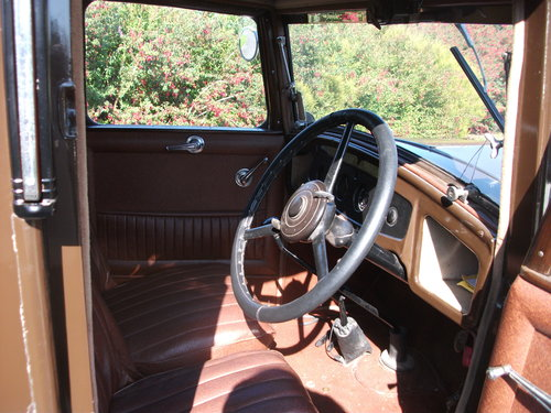1931 Only remaining Standard Big Nine Van For Sale (picture 4 of 6)