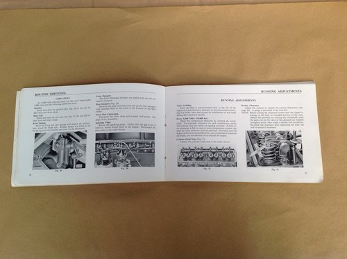 Standard 15 & 20 Handbook  For Sale (picture 2 of 2)