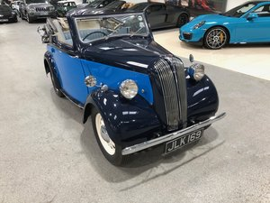 1947 Standard Flying 8 Drophead Coupe For Sale