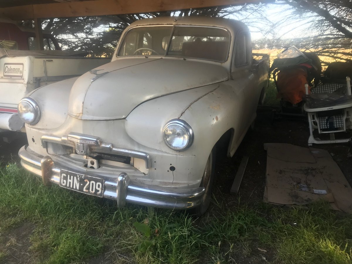 1953 Standrad vanguard pick up phase 2 For Sale (picture 1 of 6)