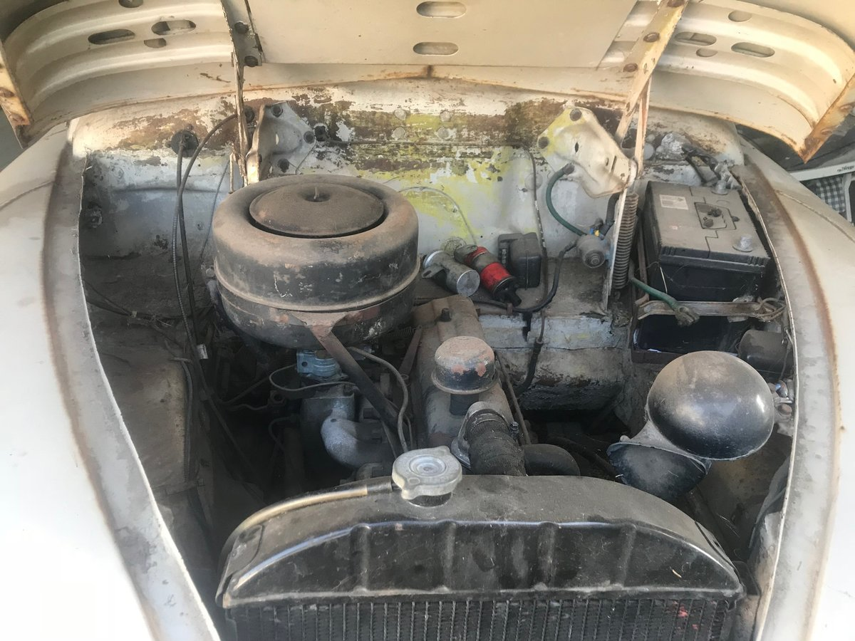 1953 Standrad vanguard pick up phase 2 For Sale (picture 4 of 6)