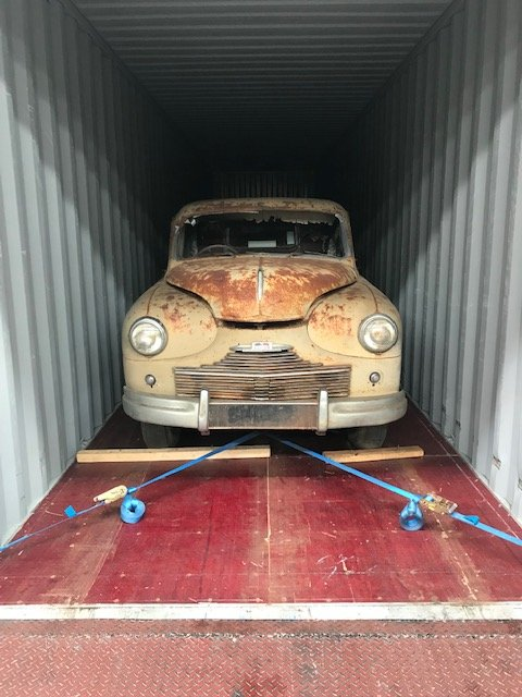 1949 Standard vanguard phase 1 ute For Sale (picture 1 of 3)