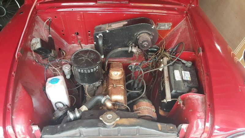 1958 Standard TEN For Sale (picture 4 of 6)