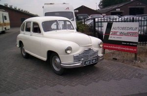 STANDARD VANGUARD PHASE ONE, 1955 For Sale by Auction