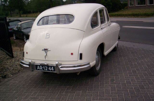 STANDARD VANGUARD PHASE ONE, 1955 For Sale by Auction (picture 2 of 6)