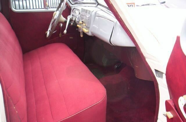 STANDARD VANGUARD PHASE ONE, 1955 For Sale by Auction (picture 3 of 6)