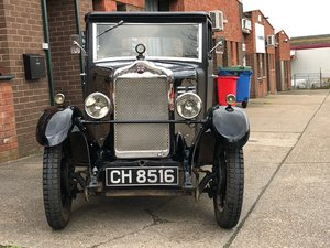 1929 Standard 9 Teignmouth Fabric body saloon  For Sale