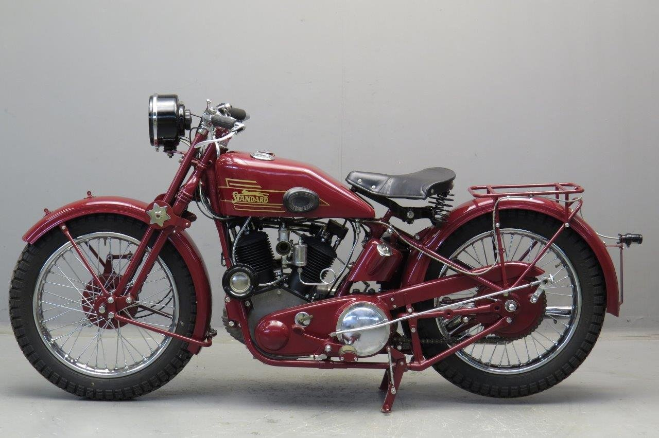 Standard V-twin 1000cc IOE 1930 For Sale (picture 2 of 6)