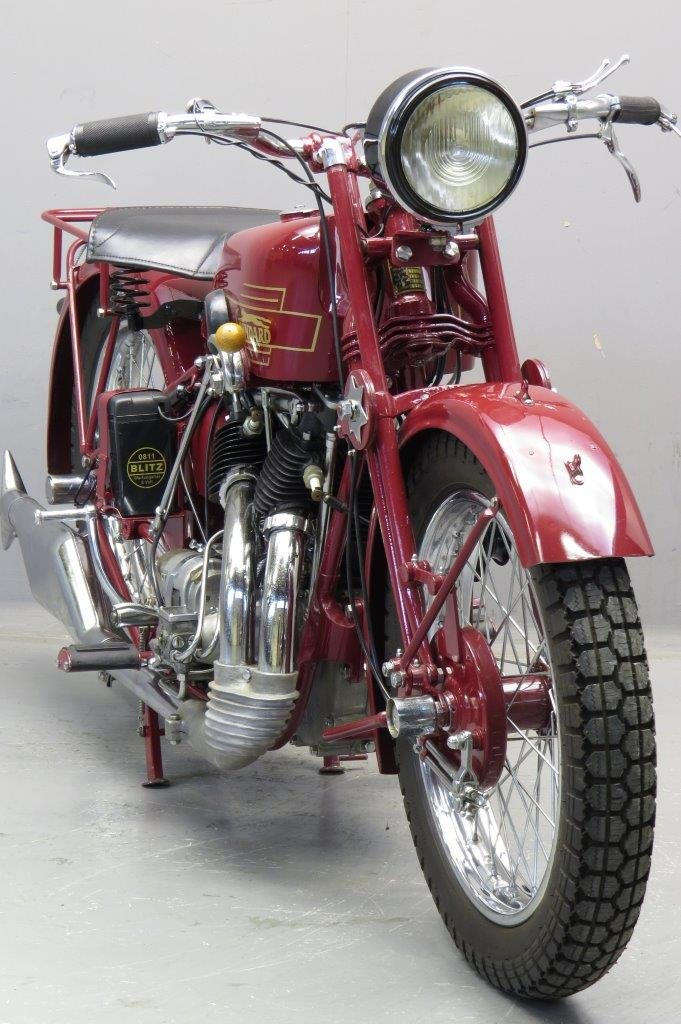 Standard V-twin 1000cc IOE 1930 For Sale (picture 3 of 6)
