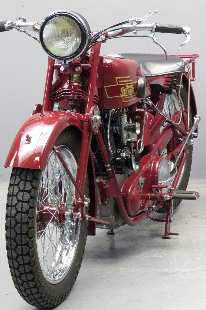 Standard V-twin 1000cc IOE 1930 For Sale (picture 4 of 6)