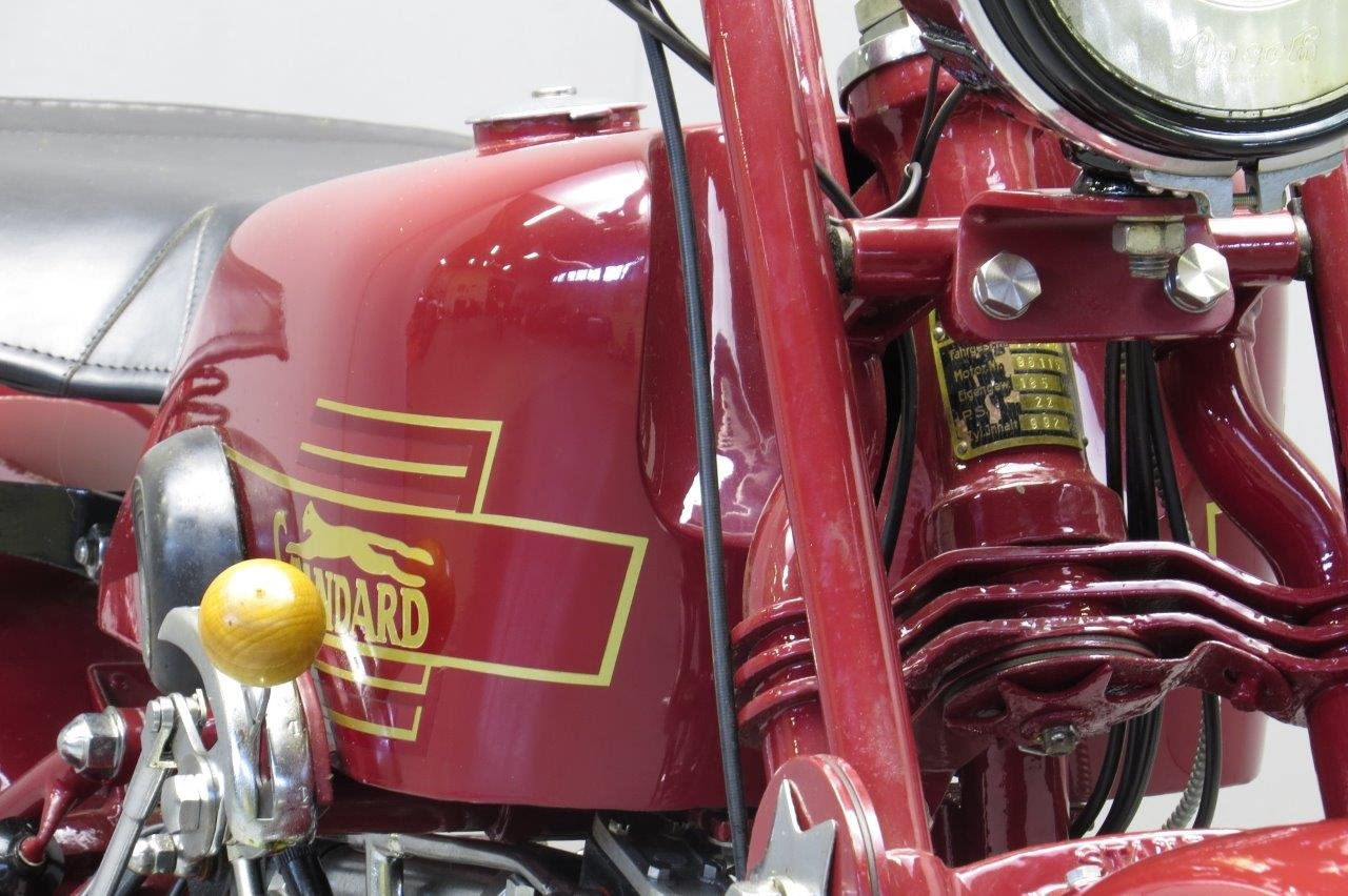 Standard V-twin 1000cc IOE 1930 For Sale (picture 5 of 6)