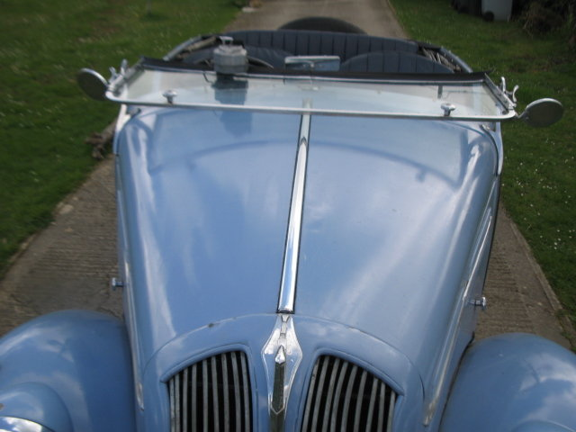 1939 Standard Flying Eight Tourer pre-war SOLD (picture 4 of 6)