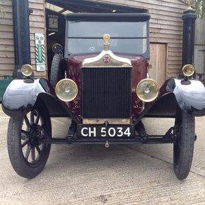 1925 Standard Kenilworth V3 For Sale