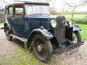 1932 Standard Little Nine saloon  For Sale