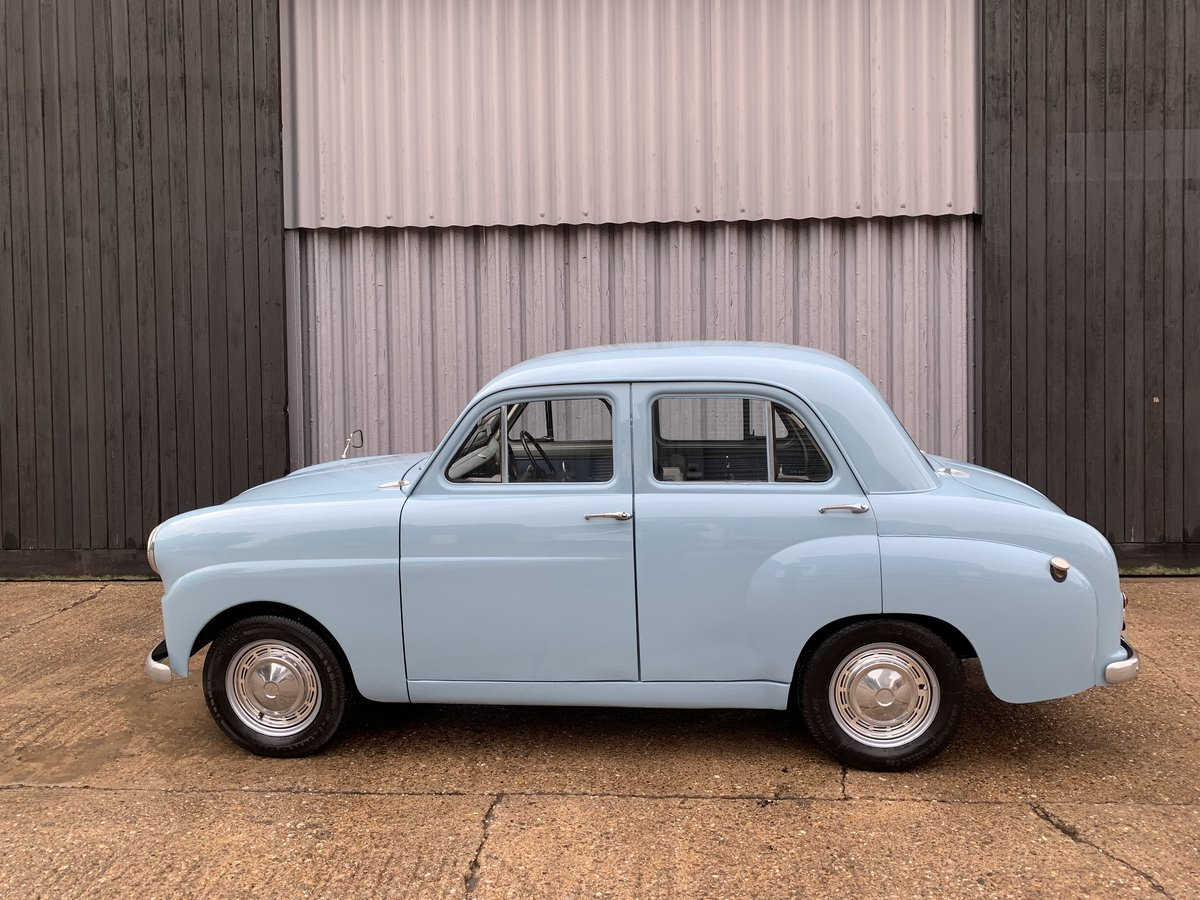 1955 Standard 10 *drives very nice* SOLD (picture 3 of 6)