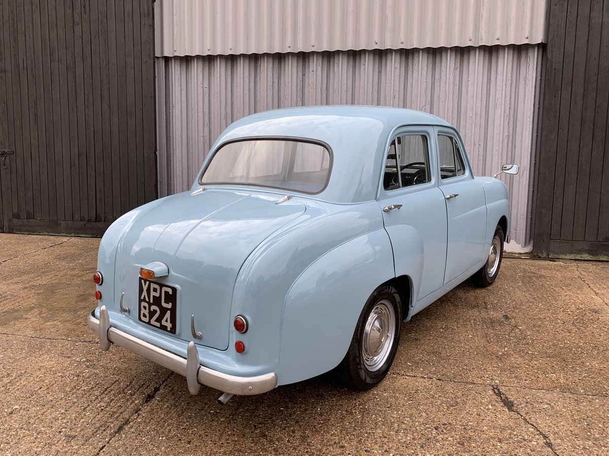 1955 Standard 10 *drives very nice* SOLD (picture 4 of 6)