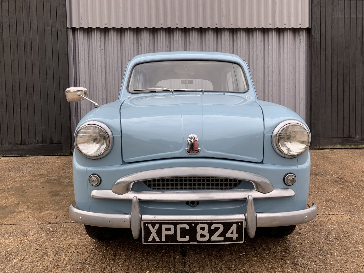 1955 Standard 10 *drives very nice* SOLD (picture 5 of 6)