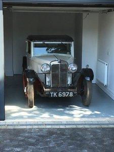 1931 Standard Avon Special