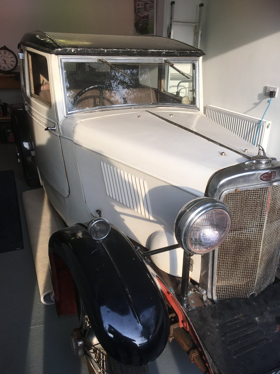 1931 Standard Avon Special For Sale (picture 2 of 6)