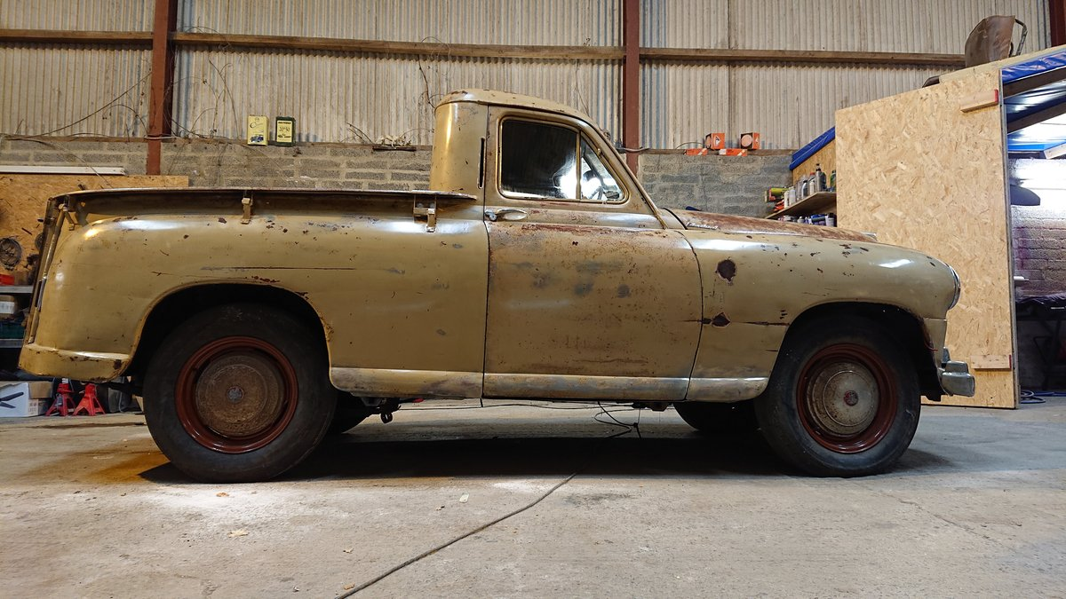 1949 STANDARD  VANGUARD PICK UP For Sale (picture 1 of 6)
