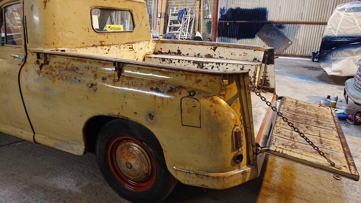 1949 STANDARD  VANGUARD PICK UP For Sale (picture 3 of 6)