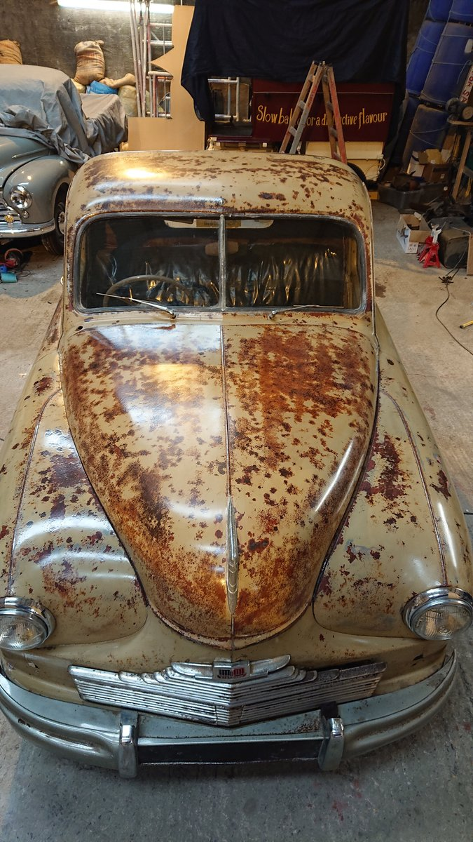 1949 STANDARD  VANGUARD PICK UP For Sale (picture 4 of 6)