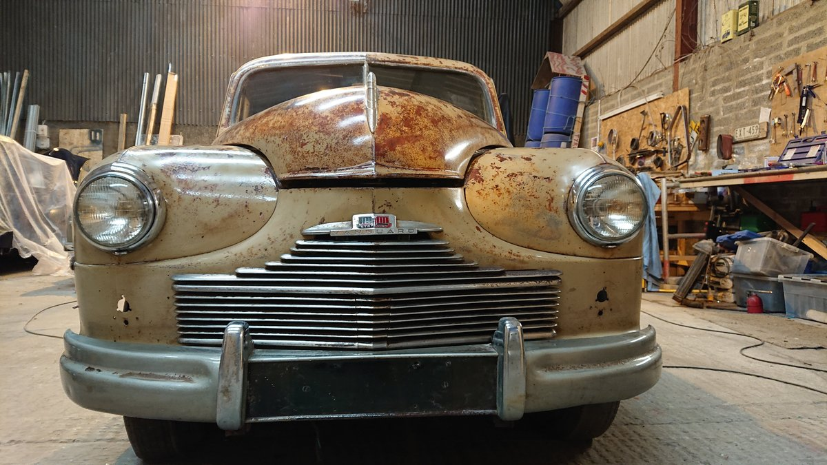 1949 STANDARD  VANGUARD PICK UP For Sale (picture 5 of 6)