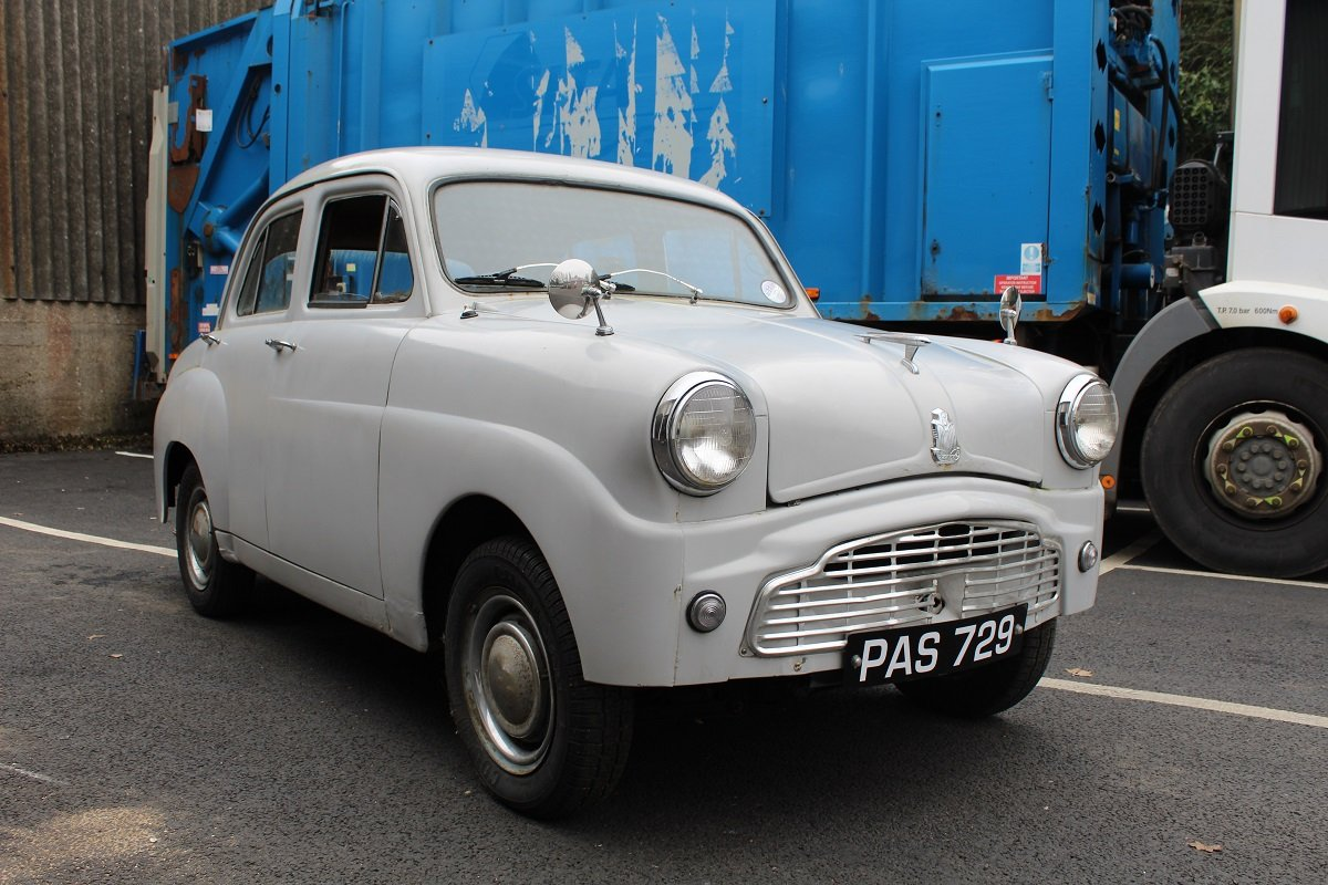 Standard 8 1955 - To be auctioned 26-07-19 For Sale by Auction (picture 1 of 6)