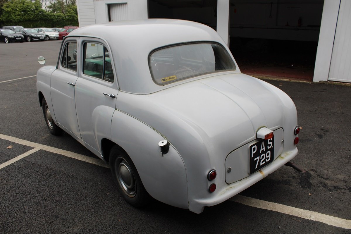 Standard 8 1955 - To be auctioned 26-07-19 For Sale by Auction (picture 2 of 6)