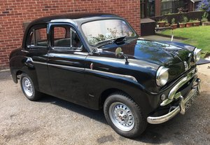1957 STANDARD TEN, EXCEPTIONAL CONDITION. MOT For Sale
