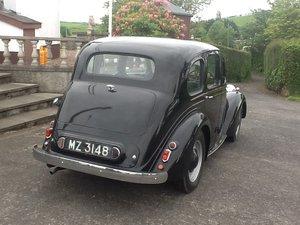 1948 Standard 14,Original NI registration.