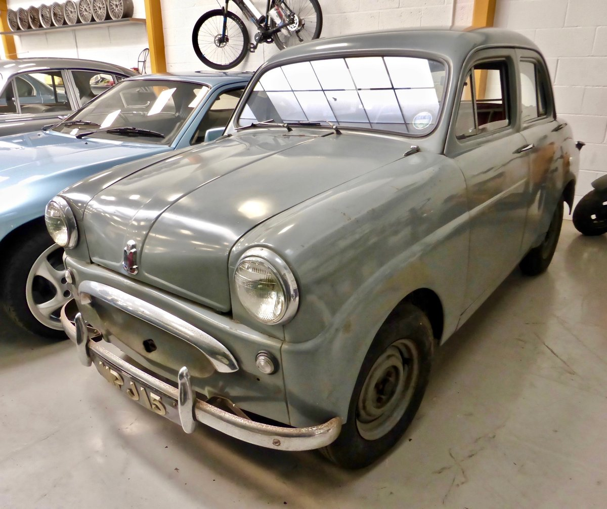 1955 Standard Ten Saloon For Sale (picture 1 of 5)