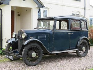 Standard Little Nine 1932  for light restoration For Sale