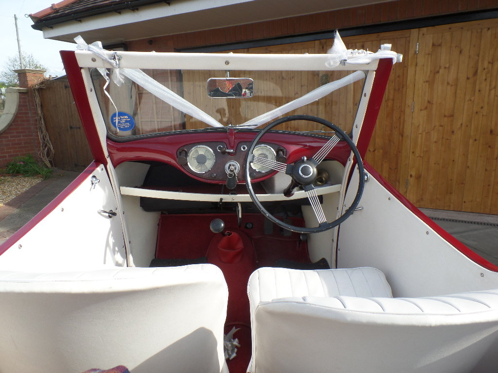 Standard flying eight coupe - 1948 - charming cond For Sale (picture 5 of 6)
